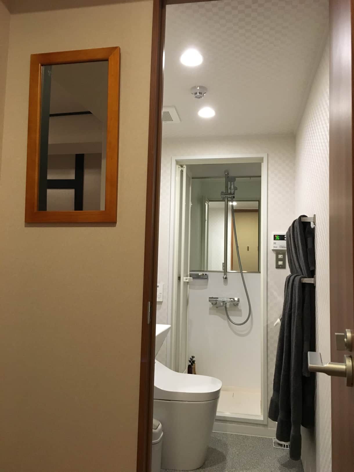 Bathroom / Shower