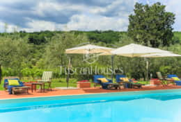 VILLA DE FIORI-Tuscanhouses-Villa with pool close to Florence-Holiday rental104