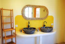 House Perseidas - Private bathroom of double bedroom 02