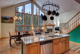 Range Road Retreat - Breckenridge Kitchen
