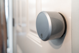 Smart lock allows easy check-in for guests