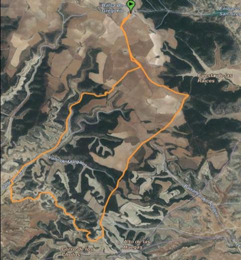Route de la Sierra Ontiñena