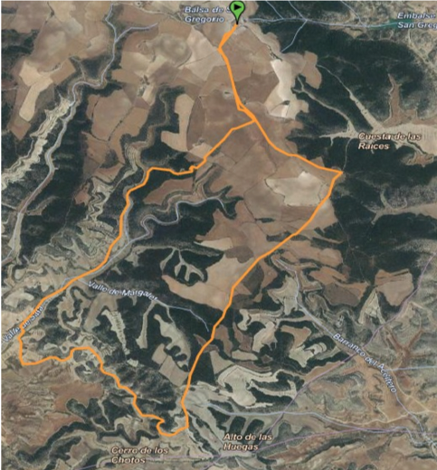 Ruta Sierra Ontiñena