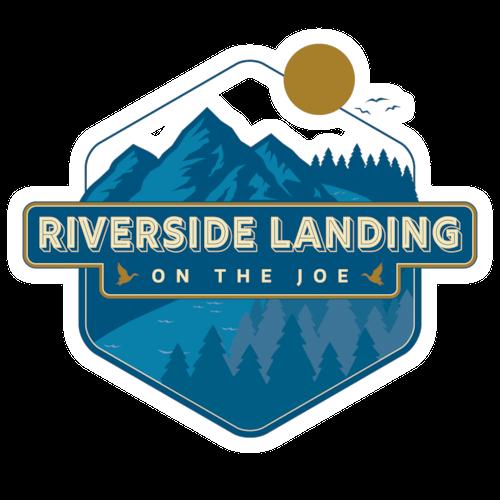 Riverside Landing on the Joe