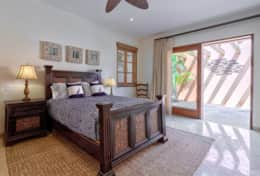 GUEST BEDROOM. DOWNSTAIRS. Beachfront Private Villa Vacation Rentals Los Cabos