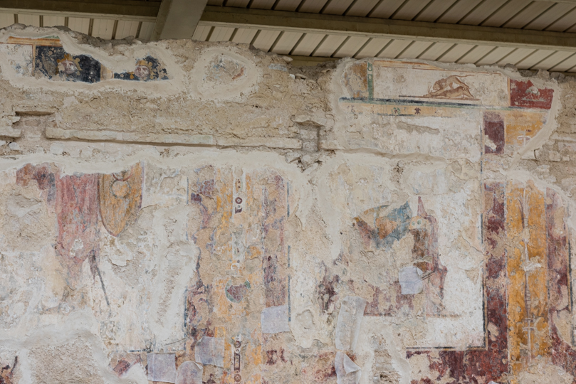 First Century Frescoes