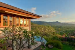 Villa Gajah Sumberkima hill Retreat