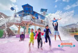 Desaru Coast Adventure Waterpark Kids