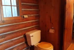 Tolan's Cottage Half Bath