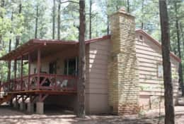 cabin 10 in the woods