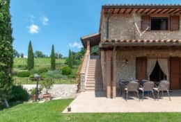 La Camilla, private villa in Umbria