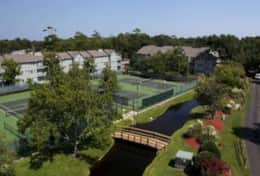 Myrtle Beach Resort Tennis courts  2