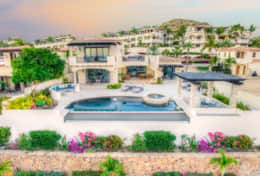 Private Villa in Beachfront Community for Rent Los Cabos