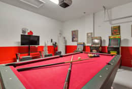 Show off your skills  in the game of pool