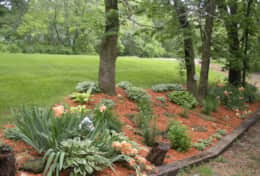 Garden 2, The Galena Log Home, Galena IL - Vacation Rental Home