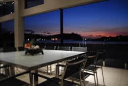 Onyx Luxury Harbour Resort Residence Pandanus Penthouse  Veranda