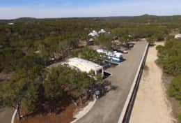 Aerial Photo of Black Canyon Wimberley