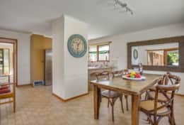 The Leisure House  - Ample Dining Room - Good House Holiday Rentals