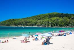 Noosa Beach - 15 minutes drive or easy bus access