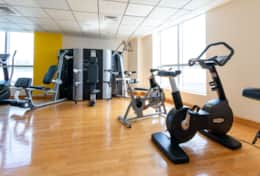 Bay Central West - Fitness Center #2-2