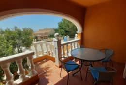 Holiday apartment near Moraira