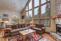 Range Road Retreat - Breckenridge Living Room