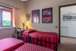 La Camilla, triple bedroom, first floor