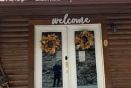 Waynesville Smokies Overlook Lodge Cabin - Welcome Snow