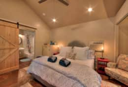Moab Nightly Rentals Wisteria Cottage Bedroom