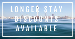 Longer & extended stay discounted stays