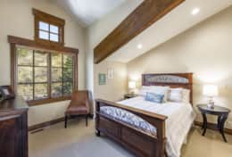 Guest Bed - Upper Floor