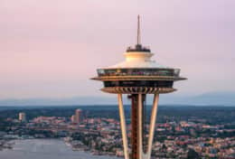 Famous Space Needle