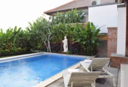 Swimming pool - Canggu Villa Wakay