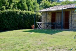 San Martino private villa, smaller house