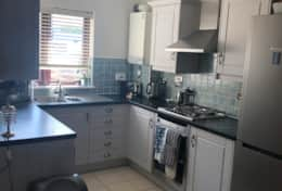 Kitchen/ dinner - fully equipped, fitted kitchen