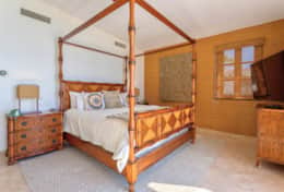MASTER BEDROOM #1. UPSTAIRS. Beachfront Private Vacation Rentals Villa Los Cabos