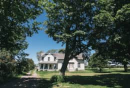 The Farmhouse - Prince Edward County | Welcome to the Dans