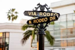Very close to the famous Rodeo Drive!