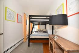 Bedroom 2 - Full over Full Bunk Beds - Sleeps 4