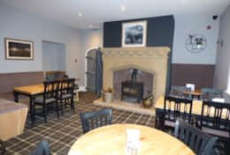 Greenhead Hotel - dining room