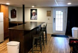 Basement Entrance Bar