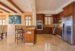 KITCHEN. Beachfront Private Villa Vacation Rentals Los Cabos