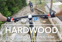 Hardwood cross country skiing and mountain biking facility - Just 16 minutes away!