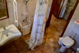 Agriturismo Gubbio, apartment 3 Noce, wheelchair accessible