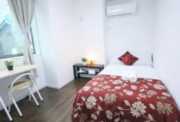 Comfortable stays Bedroom| best family stays in Tokyo |Skytree apartments| Tokyo Family Stays|
