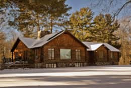 Main Lodge/Owners' Home