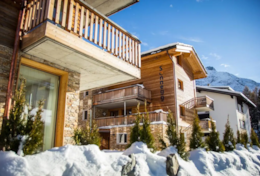 Sonnegg Lodge, Saas-Fee