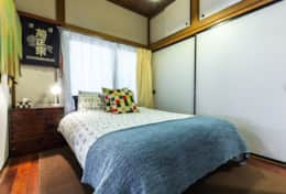 Bedroom 3|Samurai House Tokyo Family Stays |Spacious
