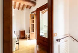 Il Paradiso Assisi, double bedroom