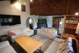 Main Chalet Living Room